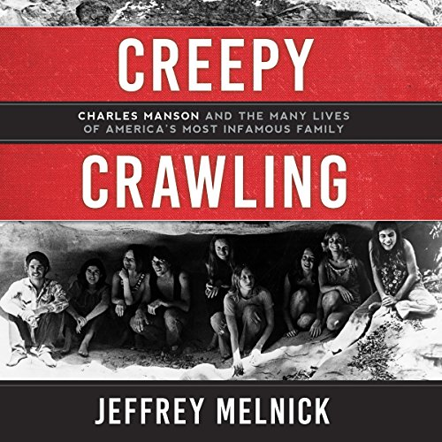 Creepy Crawling audiobook cover art