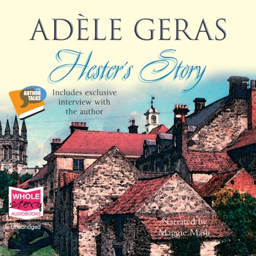 Hester's Story audiobook cover art