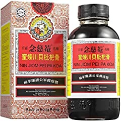 Natural relief of sore throat, coughs, hoarseness, and loss of voice Herbal Honey Loquat Large Family Size