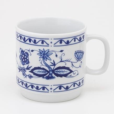 Preisvergleich für Kahla 485300m72005a–Aktion Kaffeebecher Rossella (Zwiebelmuster) 030L (H. Nr.)