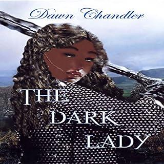 The Dark Lady audiobook cover art