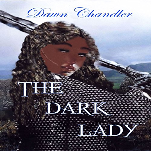 The Dark Lady audiobook cover art