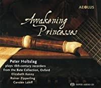 Awakening Princesses by HANDEL / PURCELL / ECCLES (2012-04-03)