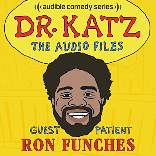 Ep. 4: Ron Funches cover art