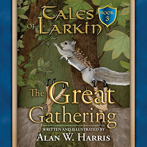 The Great Gathering audiobook cover art