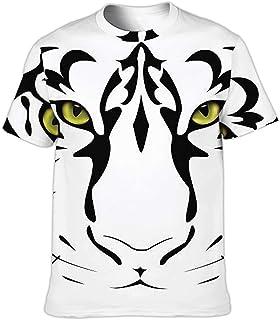 C COABALLA Dalmatian Puppy Dog,Graphic Crew T-Shirt for Couple Puppy S