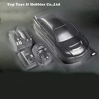 Part & Accessories 1/10 RC Car BODY Shell MITSUBISHI EVO LANCER EVOLUTION Drift 195mm With Sticker Car Accessories