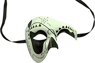 Day of The Dead Masquerade Venetian Masks (9 Styles)