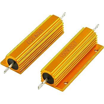Ohmite Wirewound Resistor Chassis Mount 100 Watt 25 Ohm L100J25R