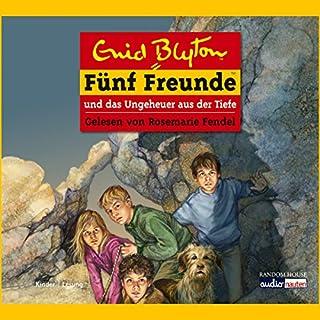 Fünf Freunde und das Ungeheuer aus der Tiefe (Fünf Freunde 49) Titelbild