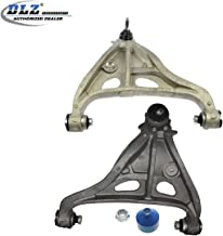 DLZ 2 Pcs Front Suspension Kit-2 Upper Control Arms Ball Joint Assembly Compatible with 2004 2005 2006 2007 2008 Ford F-150 2006 2007 2008 Lincoln Mark LT