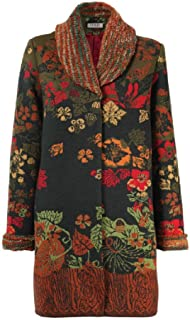 IVKO Forest Motifs Coat, Forest