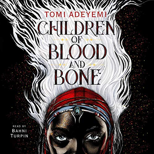 Page de couverture de Children of Blood and Bone