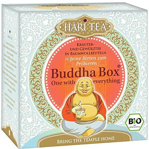 Hari Tea Bio Buddha Box (6 x 11 Btl)