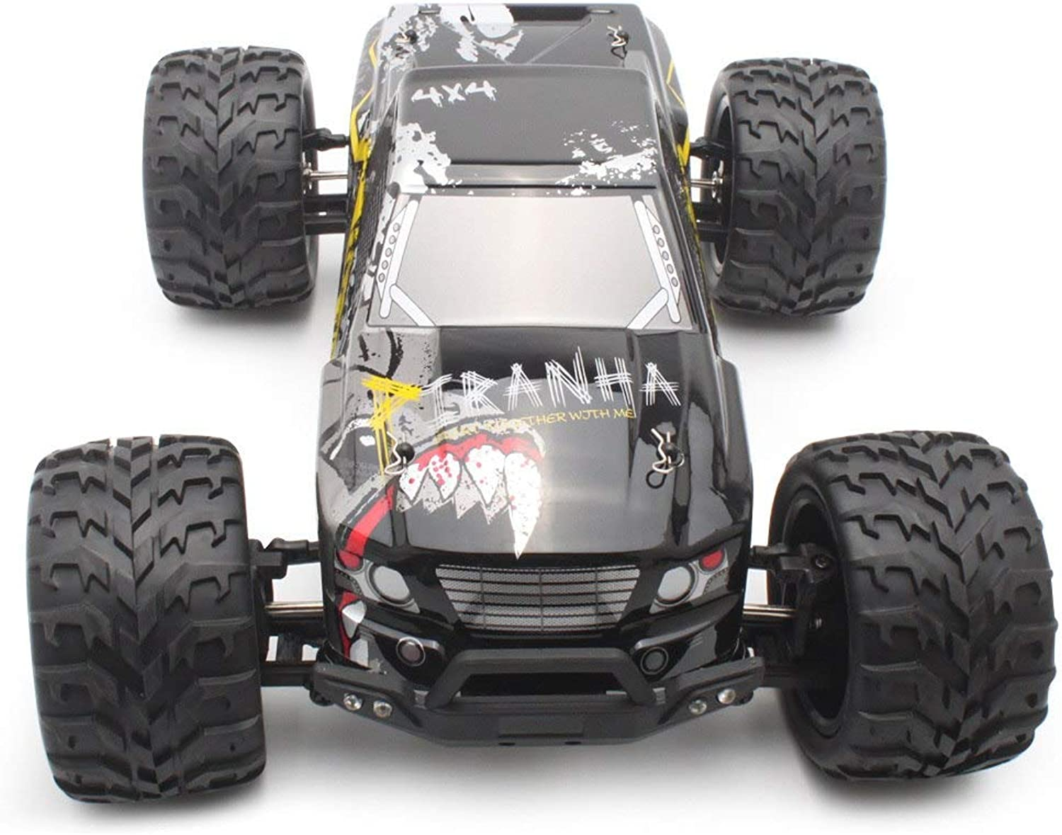 Generic Pxtoys 9200 Rc Car 1 12 Scale 2.4g Electric 4wd Remote Control Car 40km h High Speed Rc Climbing Car OffRoad Vehicle Truck Black