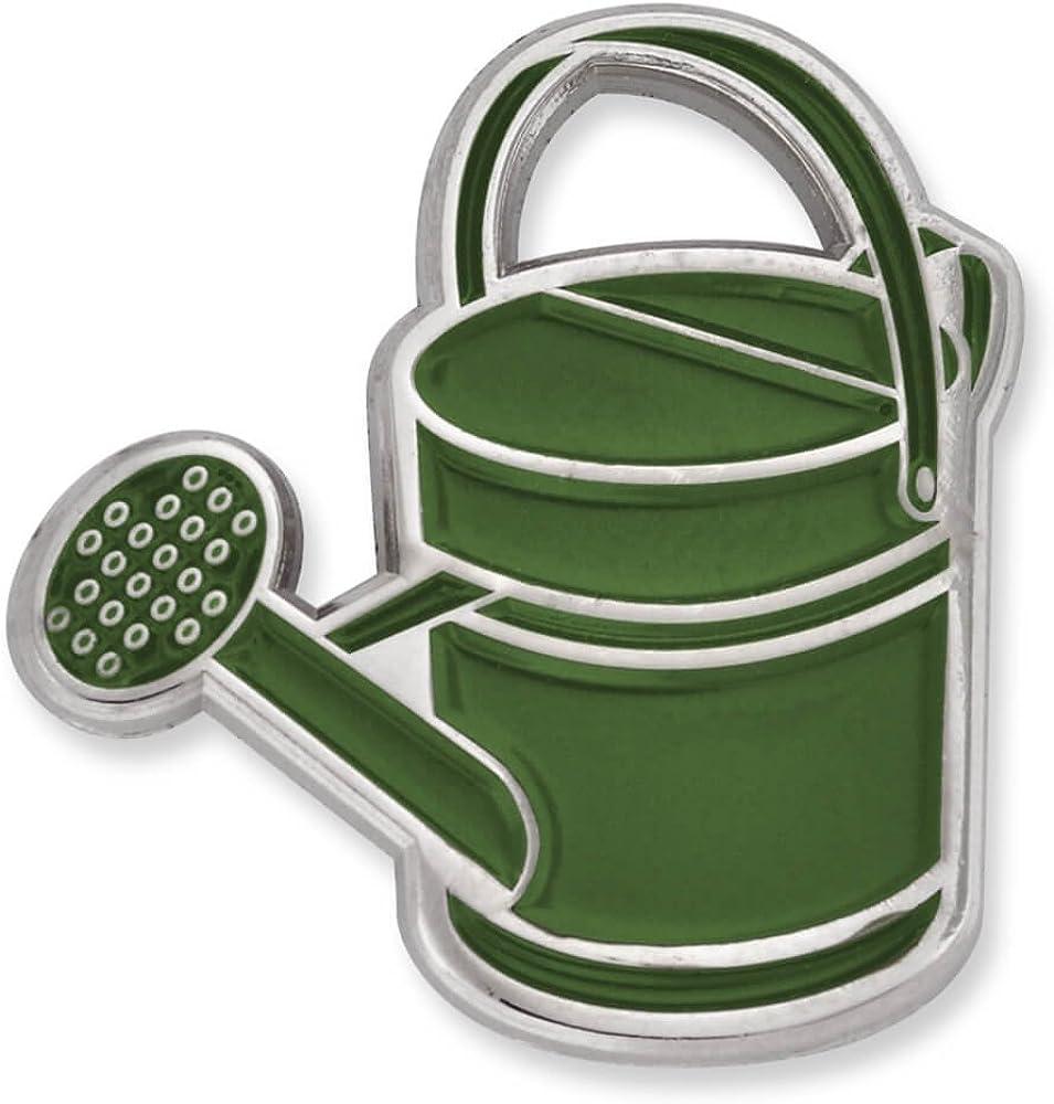 PinMart Antique Green Watering Can Lover Cute Purchase Gardening Enamel L trust