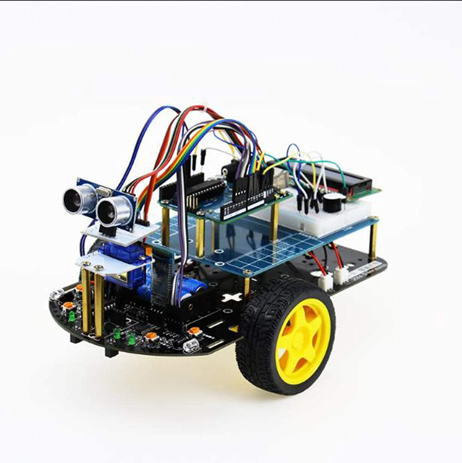 TX Micro Bit Robots Remote Control Coding Learning Education Kit Intelligent DIY Arduino UNO R3
