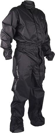 V Quattro Design Design Targa V4r Tar Bk2xl Motorcycle Rain Suit Auto
