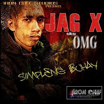 Iron Chef Studio Presents: Simpleng Buhay: Jag X