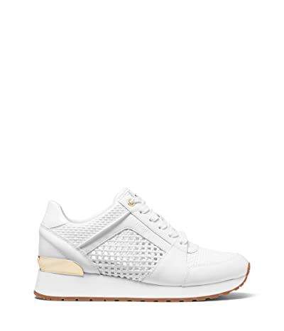 MICHAEL Michael Kors Billie Trainer (Optic White) Women