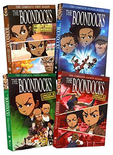 The Boondocks (The Complete Season 1 - 4)