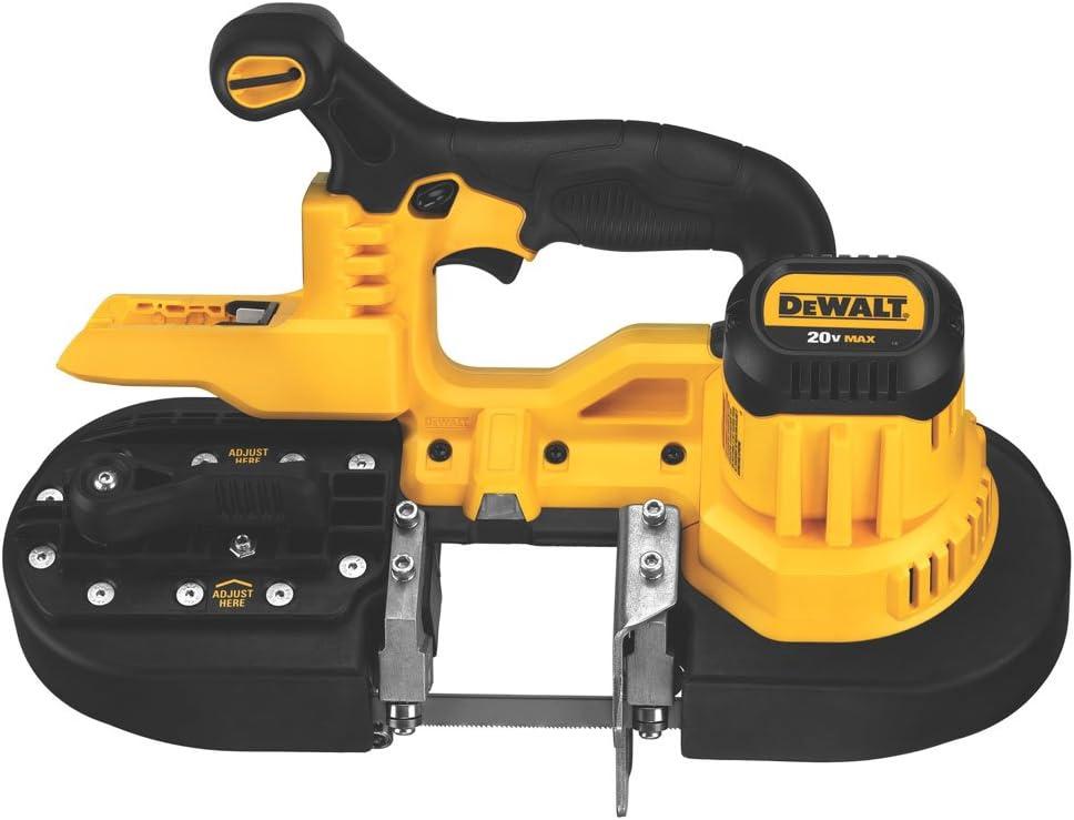 DEWALT DCS371B MAX Portable Band Saw