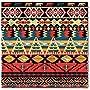 Ambesonne Polyester MultiColored Bandana