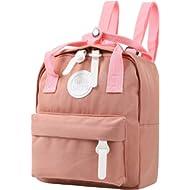 yisi School Kids Laptop Backpack for Girls Sized for Kindergarten, Preschool