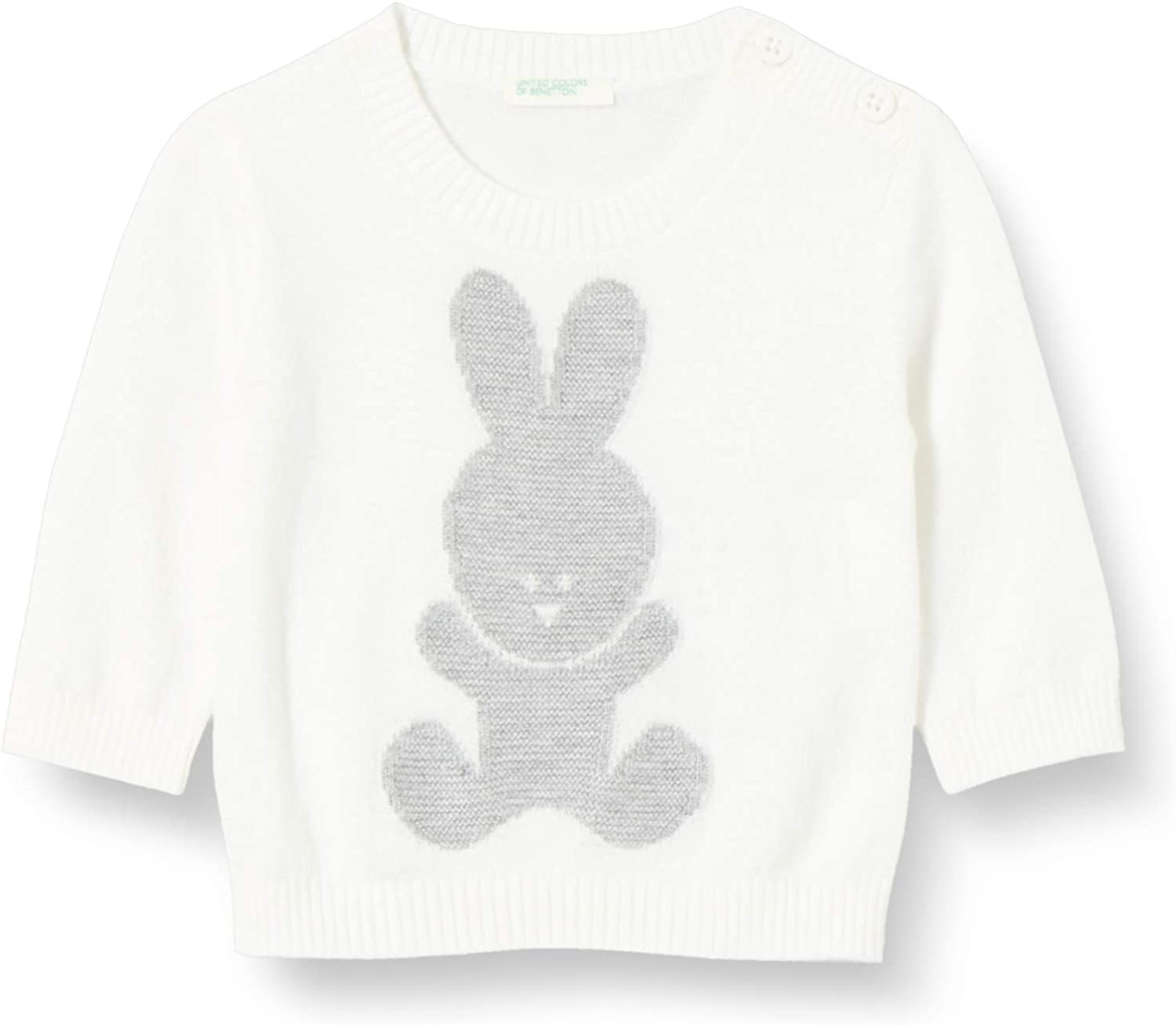 United Colors of Benetton Baby-Jungen Pullover