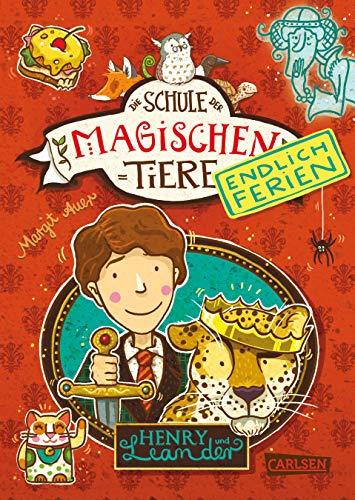 Die Schule der magischen Tiere – Endlich Ferien 3: Henry und Leander (3)