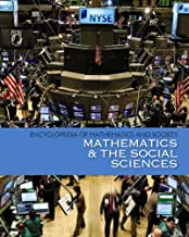 Mathematics and the Social Sciences (Encyclopedia of Mathematics and Society)