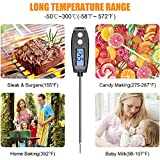 Zoom IMG-1 cocoda termometro cucina digitale 5
