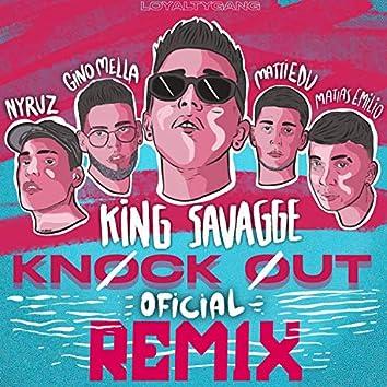 Knock Out (feat. Gino Mella, Matias Emilio, Nyruz & Matti Eddu)