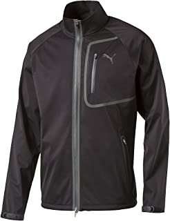 puma mens golf rain jacket
