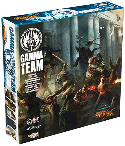 Cool Mini or Not The Others Gamma Team Box Board Game