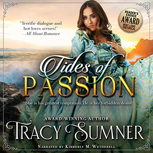 Tides of Passion audiobook cover art