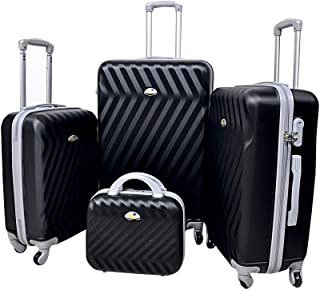 NEW TRAVEL Luggage set 4 pieces size 28/24/20/13 inch BR918/4P