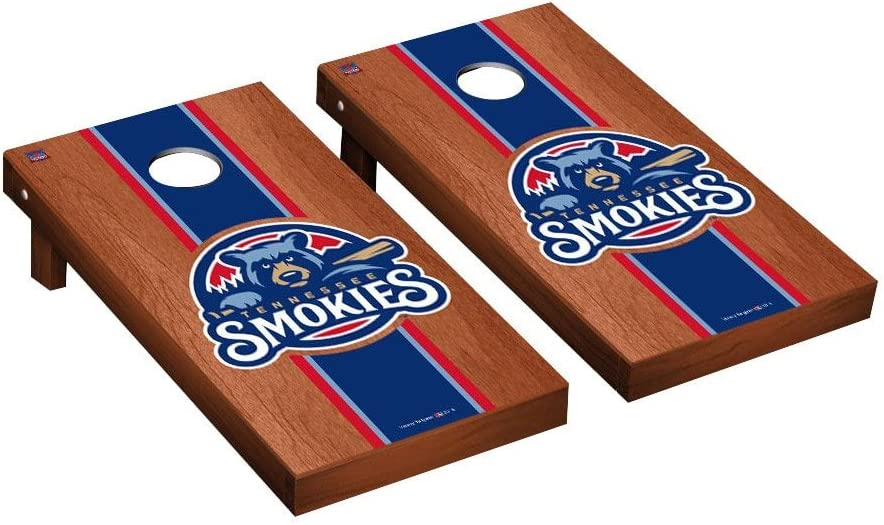 Victory Tailgate Tennessee trust Smokies free Regulation Cornhole MiLB Game