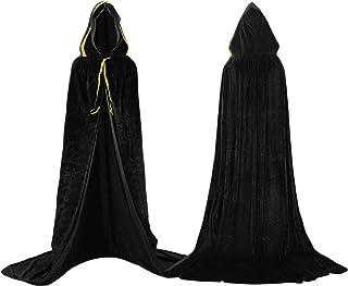 Amazon.es: capa negra con capucha - 8-11 años