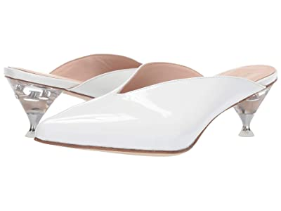 Kate Spade New York Cori (White Patent) Women