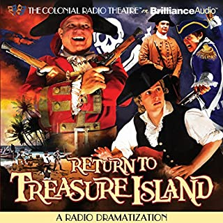 Return to Treasure Island cover art