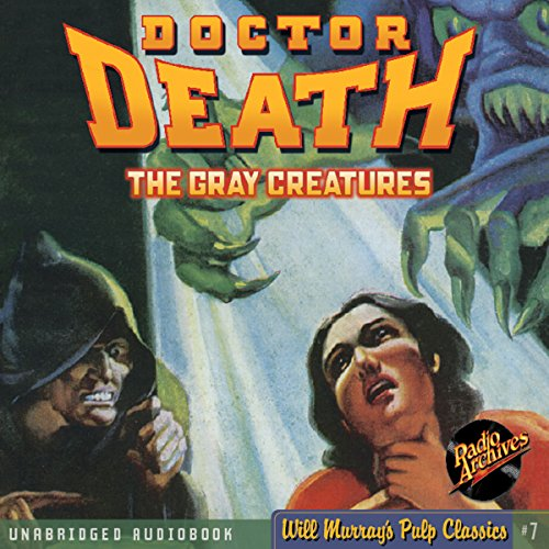 The Gray Creatures audiobook cover art