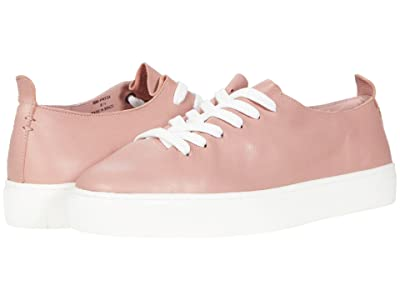 Massimo Matteo Butter Leather Sneaker