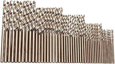 bobotron Boor Force M35 Cobalt Boor Set, 50 stuks, Hss-Co boorset 1-3 mm, voor het boren op het weg? gehard staal, gietijz...
