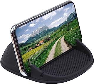 دارنده تلفن اتومبیل ، پد داشبورد سیلیکون ضد لغزش Staont سازگار با آی فون ، سامسونگ ، تلفن های هوشمند آندروید ، GPS ، KGs3 و بیشتر