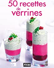 50 recettes de verrines