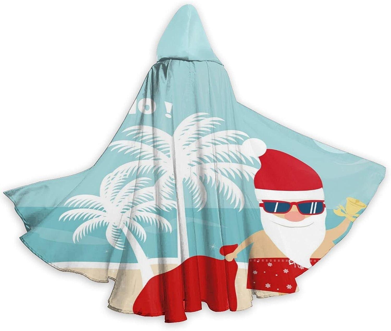 Halloween Cloak Cheap SALE Start Popular standard Cape Christmas Santa Cl In Beach Claus