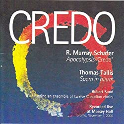 Credo: Schafer & Tallis