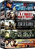 Collection Guerre : Mission Enigma / À l'Ouest rien de nouveau / Zone de guerre :...