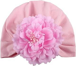 New Lovely Newborn Girl Kids Baby Hat India Hat Bohemia Style Cap Muslim Children's Hijabs Flower Headwear